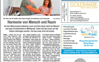 Presse: Grafinger Anzeiger, Juni 2018